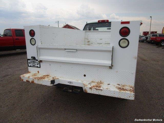 2007 Dodge Ram 3500 ST Quad Cab Utility Box 4x4 - Photo 11 - Castle Rock, CO 80104