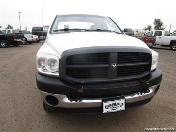 2007 Dodge Ram 3500 ST Quad Cab Utility Box 4x4 - Photo 3 - Castle Rock, CO 80104