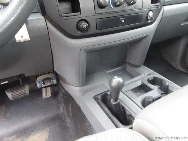 2007 Dodge Ram 3500 ST Quad Cab Utility Box 4x4 - Photo 34 - Castle Rock, CO 80104