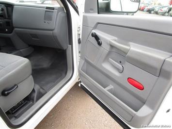 2007 Dodge Ram 3500 ST Quad Cab Utility Box 4x4 - Photo 17 - Castle Rock, CO 80104