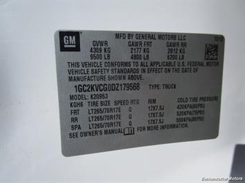 2013 Chevrolet Silverado 2500 Extended Cab 4x4 - Photo 45 - Brighton, CO 80603
