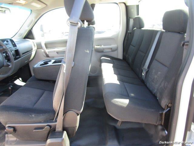 2013 Chevrolet Silverado 2500 Extended Cab 4x4 - Photo 40 - Brighton, CO 80603