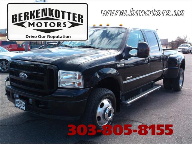 2006 Ford F-350 Super Duty XLT Crew Cab Dually - Photo 2 - Brighton, CO 80603