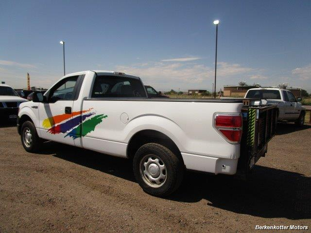 2010 Ford F-150 XL Regular Cab w/ Liftgate - Photo 9 - Brighton, CO 80603