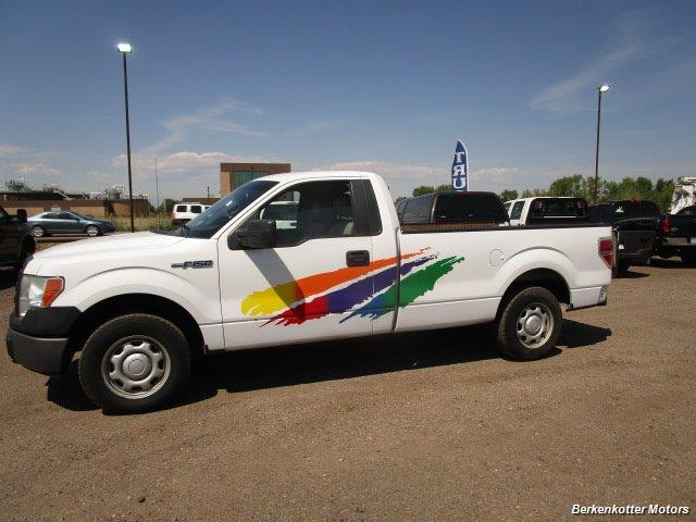 2010 Ford F-150 XL Regular Cab w/ Liftgate - Photo 11 - Brighton, CO 80603