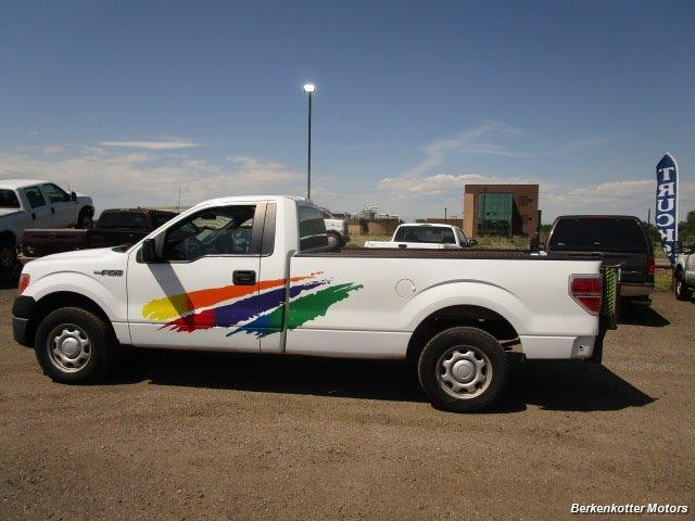 2010 Ford F-150 XL Regular Cab w/ Liftgate - Photo 10 - Brighton, CO 80603