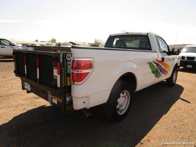 2010 Ford F-150 XL Regular Cab w/ Liftgate - Photo 6 - Brighton, CO 80603