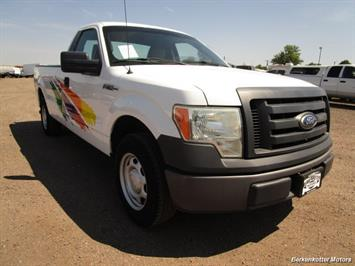 2010 Ford F-150 XL Regular Cab w/ Liftgate - Photo 2 - Brighton, CO 80603