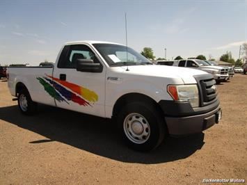 2010 Ford F-150 XL Regular Cab w/ Liftgate - Photo 1 - Brighton, CO 80603