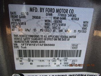 2010 Ford F-150 FX4 Super Crew - Photo 52 - Castle Rock, CO 80104