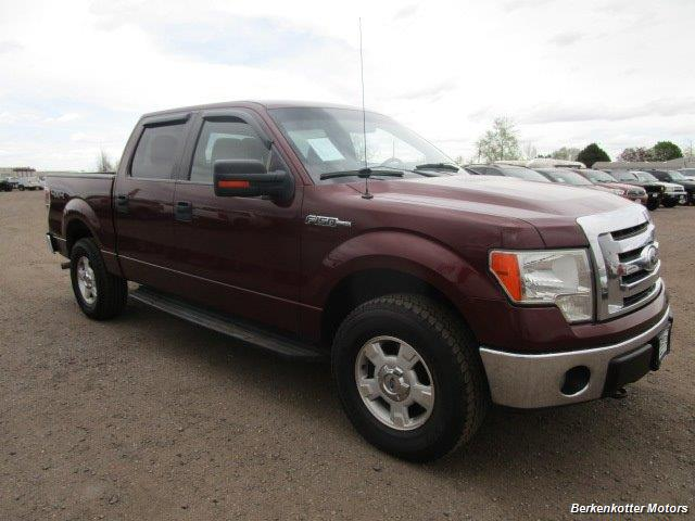 2010 Ford F-150 XLT Super Crew 4x4 - Photo 1 - Brighton, CO 80603