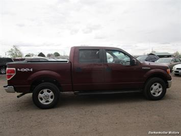 2010 Ford F-150 XLT Super Crew 4x4 - Photo 4 - Brighton, CO 80603