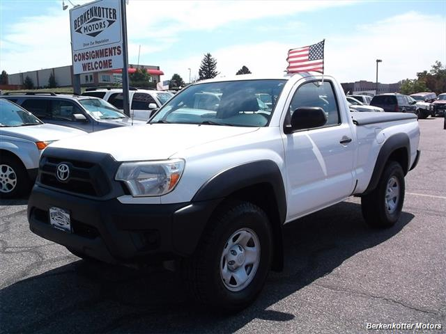 2013 Toyota Tacoma - Photo 1 - Brighton, CO 80603
