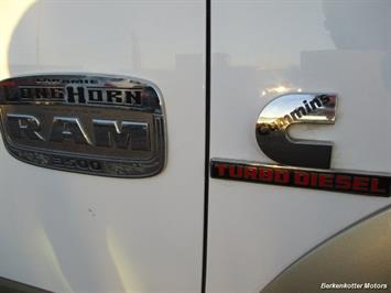 2014 Ram 3500 Laramie Longhorn Crew Cab 4x4 - Photo 42 - Brighton, CO 80603