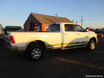 2014 Ram 3500 Laramie Longhorn Crew Cab 4x4 - Photo 3 - Brighton, CO 80603