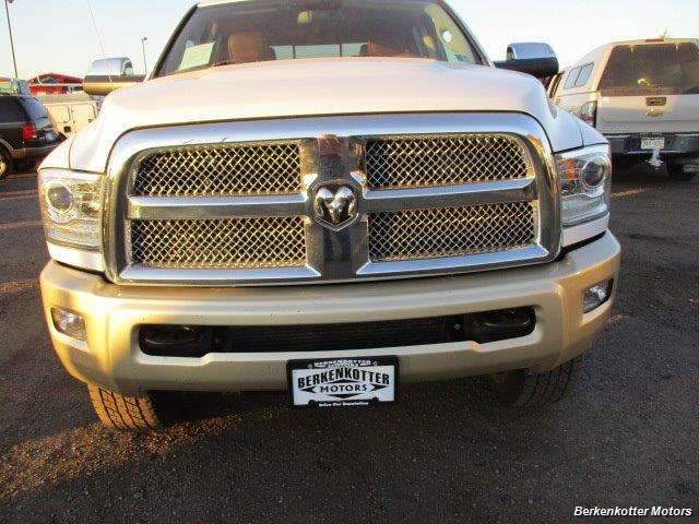 2014 Ram 3500 Laramie Longhorn Crew Cab 4x4 - Photo 10 - Brighton, CO 80603
