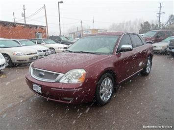 2007 Ford Five Hundred Limited - Photo 1 - Brighton, CO 80603