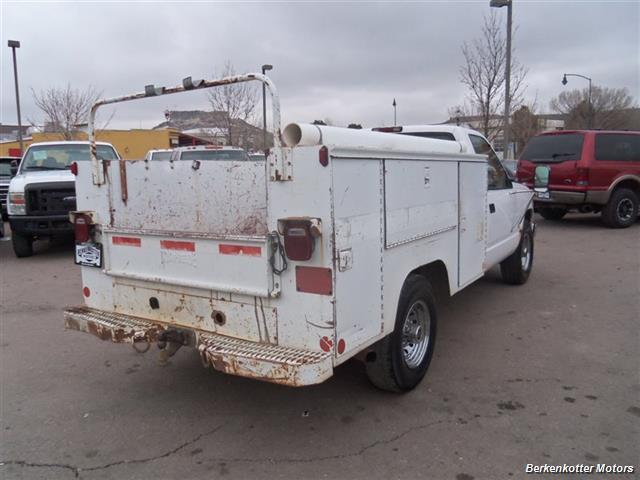1994 Chevrolet Regular Cab Utility Box - Photo 9 - Parker, CO 80134