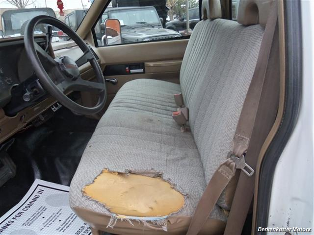 1994 Chevrolet Regular Cab Utility Box - Photo 15 - Brighton, CO 80603