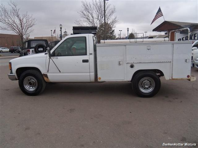 1994 Chevrolet Regular Cab Utility Box - Photo 5 - Brighton, CO 80603
