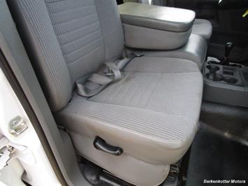 2008 Dodge Ram Chassis 3500 SLT Quad Cab 4x4 Utility Box - Photo 36 - Brighton, CO 80603