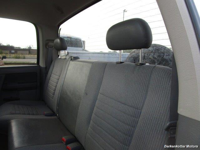 2008 Dodge Ram Chassis 3500 SLT Quad Cab 4x4 Utility Box - Photo 14 - Brighton, CO 80603