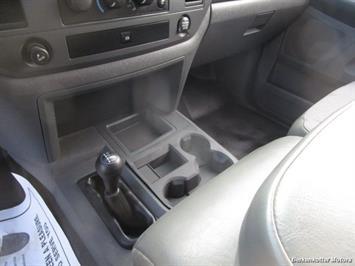 2008 Dodge Ram Chassis 3500 SLT Quad Cab 4x4 Utility Box - Photo 20 - Brighton, CO 80603