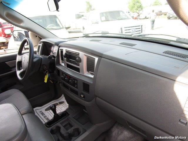 2008 Dodge Ram Chassis 3500 SLT Quad Cab 4x4 Utility Box - Photo 43 - Brighton, CO 80603