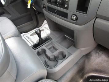 2008 Dodge Ram Chassis 3500 SLT Quad Cab 4x4 Utility Box - Photo 40 - Brighton, CO 80603