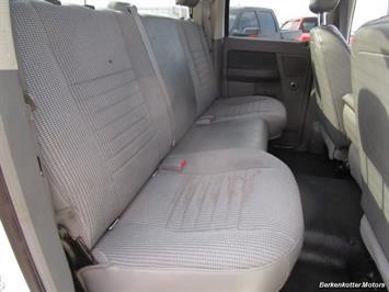 2008 Dodge Ram Chassis 3500 SLT Quad Cab 4x4 Utility Box - Photo 46 - Brighton, CO 80603