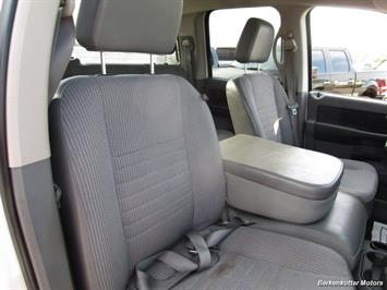 2008 Dodge Ram Chassis 3500 SLT Quad Cab 4x4 Utility Box - Photo 37 - Brighton, CO 80603