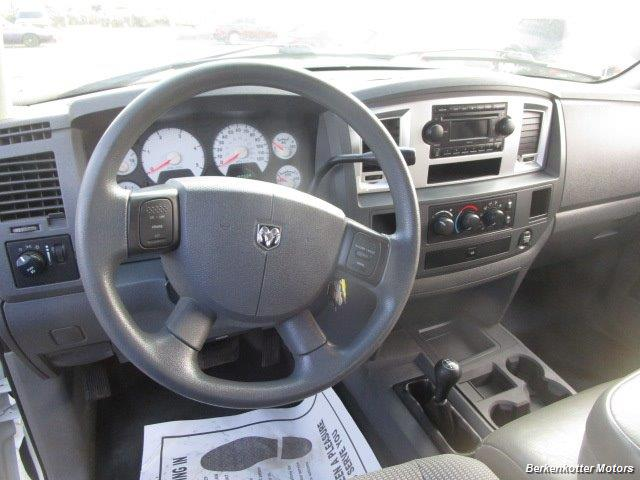 2008 Dodge Ram Chassis 3500 SLT Quad Cab 4x4 Utility Box - Photo 12 - Brighton, CO 80603