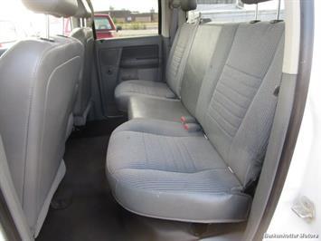 2008 Dodge Ram Chassis 3500 SLT Quad Cab 4x4 Utility Box - Photo 17 - Brighton, CO 80603