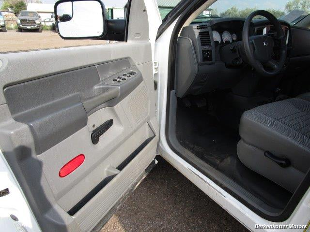 2008 Dodge Ram Chassis 3500 SLT Quad Cab 4x4 Utility Box - Photo 53 - Brighton, CO 80603