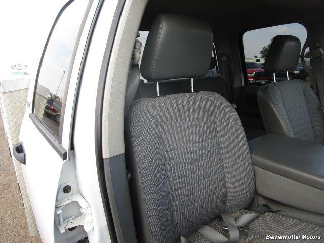 2008 Dodge Ram Chassis 3500 SLT Quad Cab 4x4 Utility Box - Photo 29 - Brighton, CO 80603