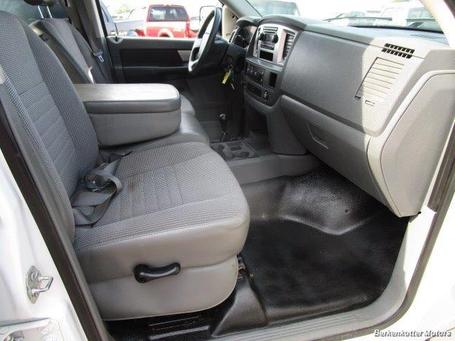 2008 Dodge Ram Chassis 3500 SLT Quad Cab 4x4 Utility Box - Photo 35 - Brighton, CO 80603