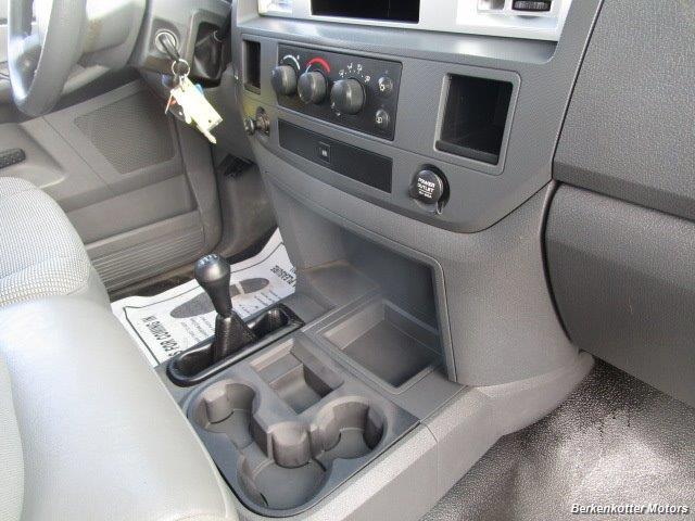 2008 Dodge Ram Chassis 3500 SLT Quad Cab 4x4 Utility Box - Photo 31 - Brighton, CO 80603