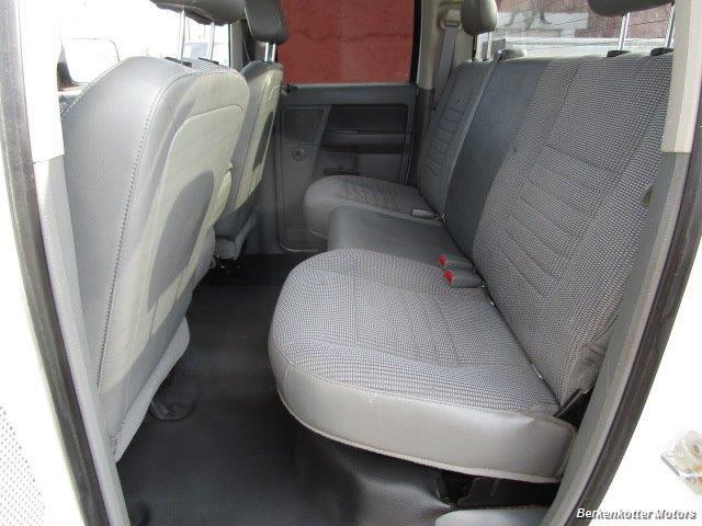 2008 Dodge Ram Chassis 3500 SLT Quad Cab 4x4 Utility Box - Photo 50 - Brighton, CO 80603