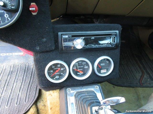 1973 Dodge Challenger 360 V8 w/ Supercharger - Photo 31 - Brighton, CO 80603