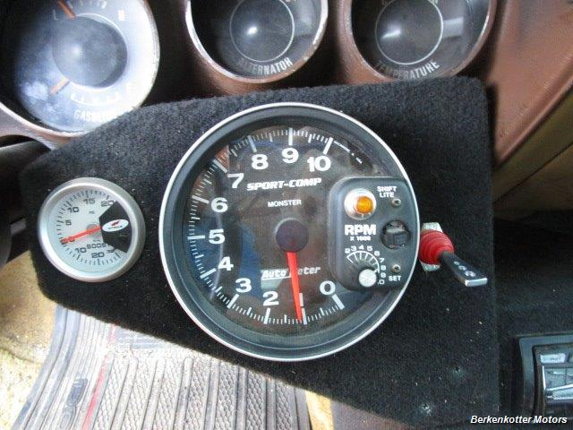 1973 Dodge Challenger 360 V8 w/ Supercharger - Photo 30 - Brighton, CO 80603