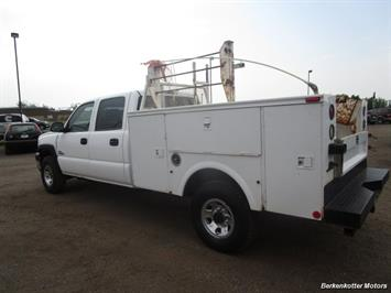2007 Chevrolet Silverado 3500 Classic LS Crew Cab Utility Box 4x4 - Photo 39 - Castle Rock, CO 80104