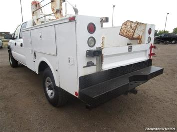 2007 Chevrolet Silverado 3500 Classic LS Crew Cab Utility Box 4x4 - Photo 40 - Castle Rock, CO 80104