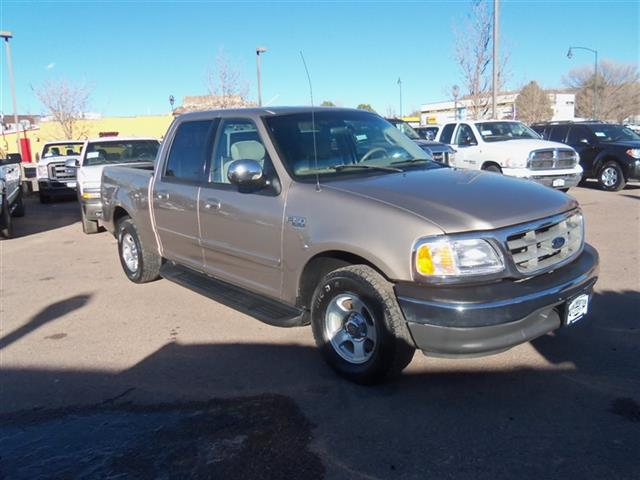 2002 Ford F-150 XLT Super Crew - Photo 5 - Fountain, CO 80817