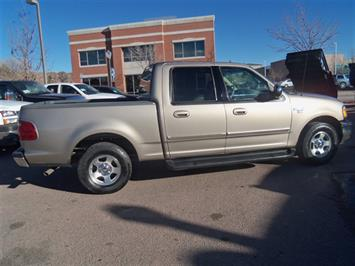 2002 Ford F-150 XLT Super Crew - Photo 1 - Fountain, CO 80817