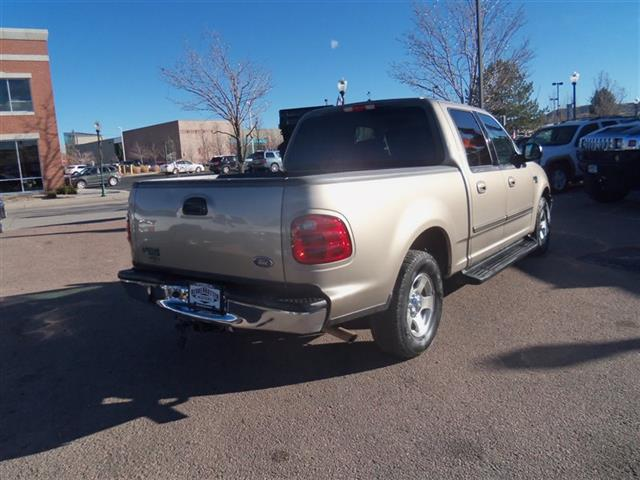 2002 Ford F-150 XLT Super Crew - Photo 10 - Fountain, CO 80817