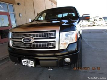 2009 Ford F-150 Lariat Super Crew 4x4 - Photo 28 - Brighton, CO 80603
