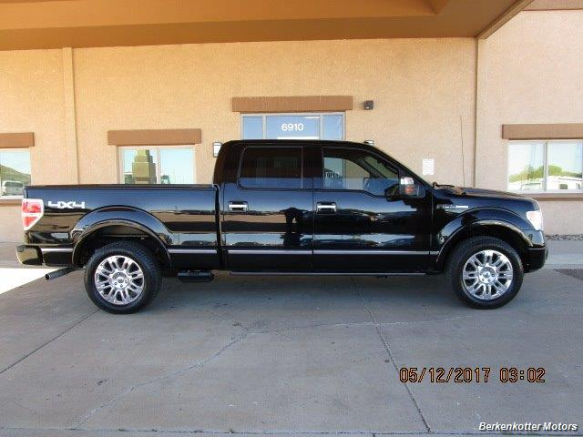 2009 Ford F-150 Lariat Super Crew 4x4 - Photo 2 - Brighton, CO 80603