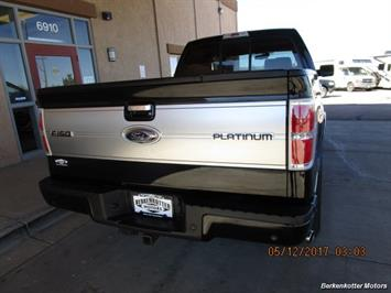 2009 Ford F-150 Lariat Super Crew 4x4 - Photo 8 - Brighton, CO 80603