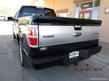 2009 Ford F-150 Lariat Super Crew 4x4 - Photo 29 - Brighton, CO 80603
