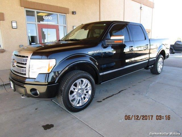 2009 Ford F-150 Lariat Super Crew 4x4 - Photo 23 - Brighton, CO 80603